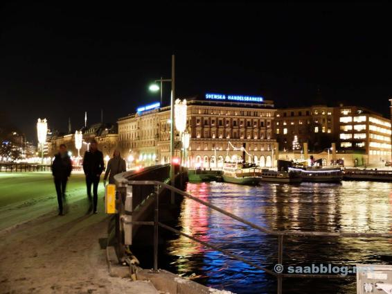 Estocolmo, castelo da cidade