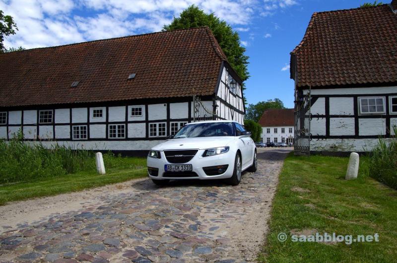 Saab 9-5 NG 2011