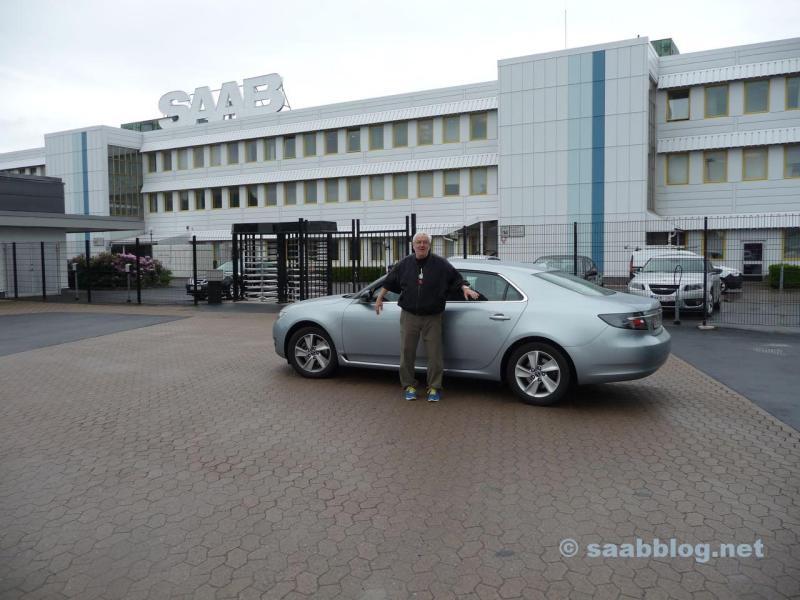 Saab Heimat!