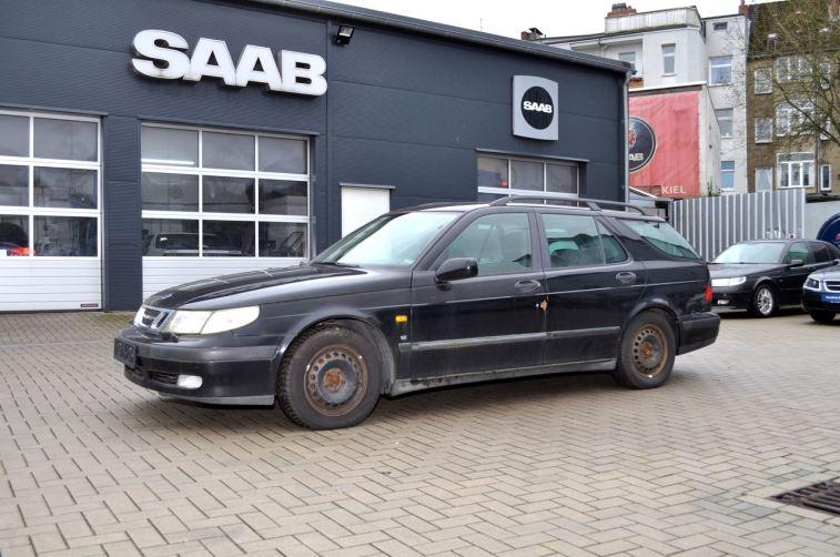Paul, Saab 9-5 Sportkombi