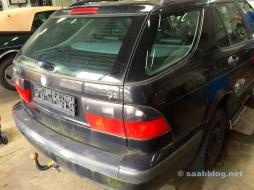 Saab Projektauto. Glauben wir an ein gutes Ende der Geschichte?