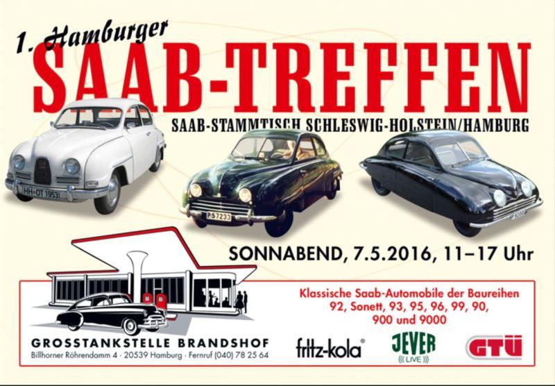 Saab träffar Brandshof