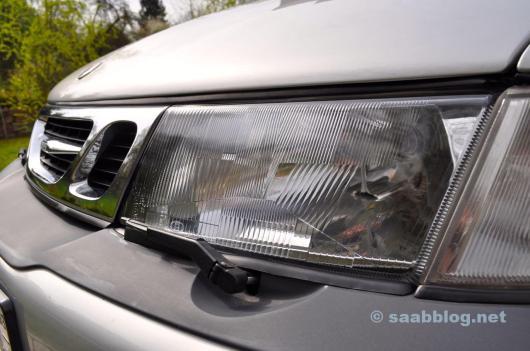 Saab 9-3 Aero 2001
