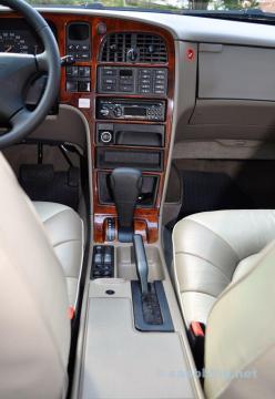 Saab 9000 2.0t Anniversary, Innenraum Pamirbeige.