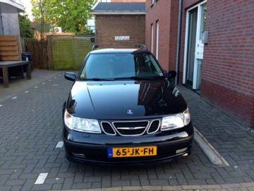 Saab 9-5, Projekt Paul i Nederländerna