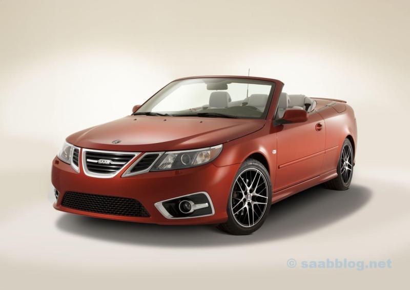 Saab 9-3 Independence Convertible
