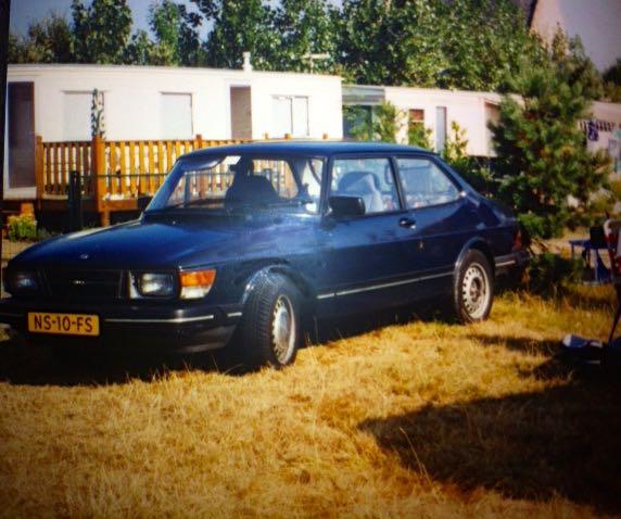 Saab 90...