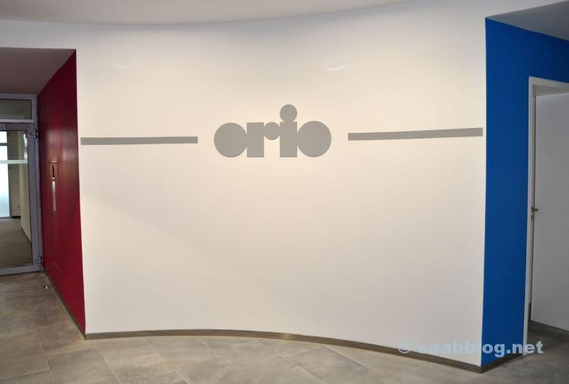 Orio Deutschland Eingangsbereich