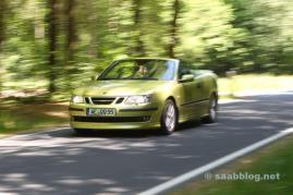 Impressionen Ausfahrt Saab Freunde Sachsen 2016