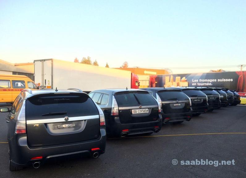 Coleção Saab