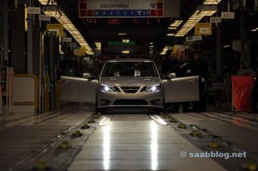 Das ist NEVS-Saab Nummer 2.