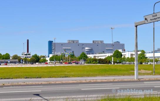 Saab-fabriek 2015