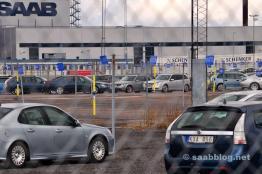 April 2012. Schotterplatz am Werk