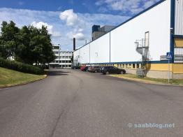 Instalações da fábrica NEVS