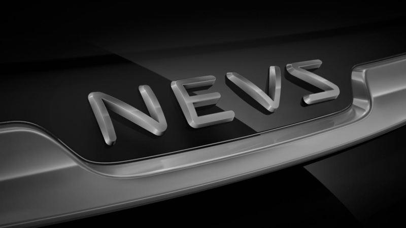 NEVS-logotypen