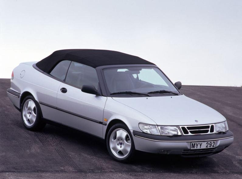 Söker fortfarande fans: Saab 900 II. Bild: Saab Automobile