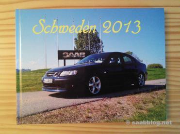 Saab visita. Suécia 2013.