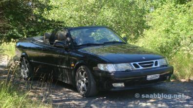 Saab unterwegs in der Haute Provence