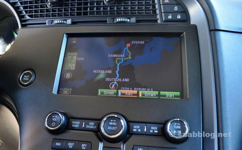På väg till Trollhättan