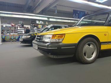 Saab 900 Convertible, Saab 900 CD. Imagem: 1.deutscher Saab Club