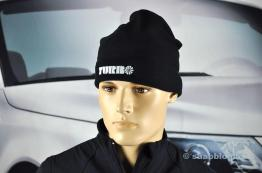 Saab Turbo Fleecemütze