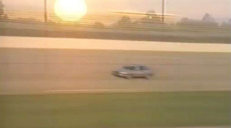 Saab 900 Talladega Challenge 1996