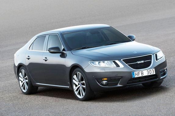 Saab 9-5 NG und...