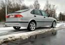 Saab 9-3 2.0t Anniversary. Ein Wintertraum?