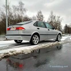 Das letzte Fließheck von Saab...