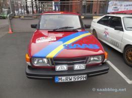 Im Rallye Trim...