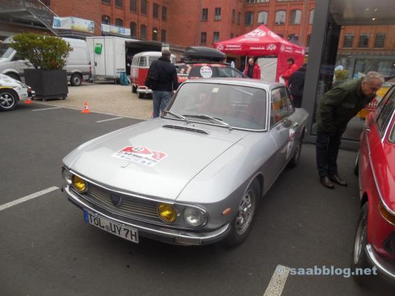 A great Lancia ...