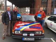 Jan-Philipp Schumacher, Robert and Gerd Wagenheimer.