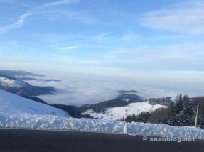 Neve e gelo no Jura