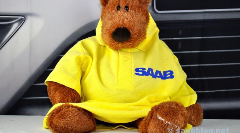 Endspurt im Saab Fan Shop