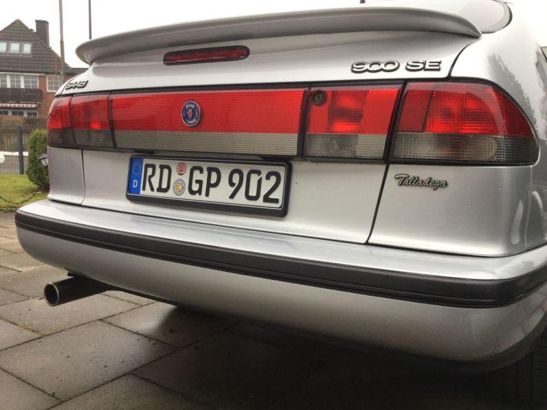 Il posteriore 900 II, progettato da Einar Hareide. Foto: Gerd