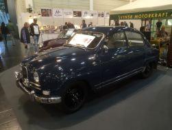 Wenig später war der Saab Klassiker verkauft. Foto: Götz