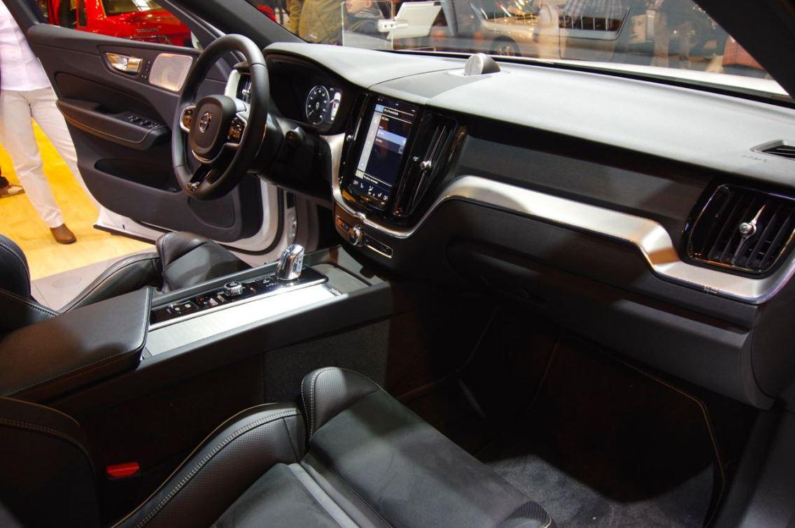 Volvo mostró el nuevo XC60 en Esssen. Foto: Richard