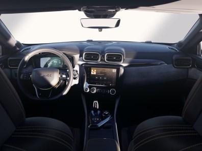 Der Hersteller spricht vom am stärksten vernetzten Auto überhaupt. Foto: Lynk & Co