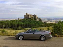 "9³ 2.0HOT 205 Hp. Aero Cabrio ""Turbo Aniversario"". (MY02) Photo Credit: Marco"
