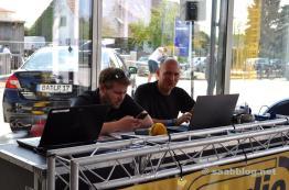 Radio Bamberg zendt live uit.