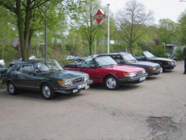 2. Hamburger Saab Treffen. Foto Credit: Oli