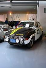 Och återställd Rally Saab. Bild: JFK