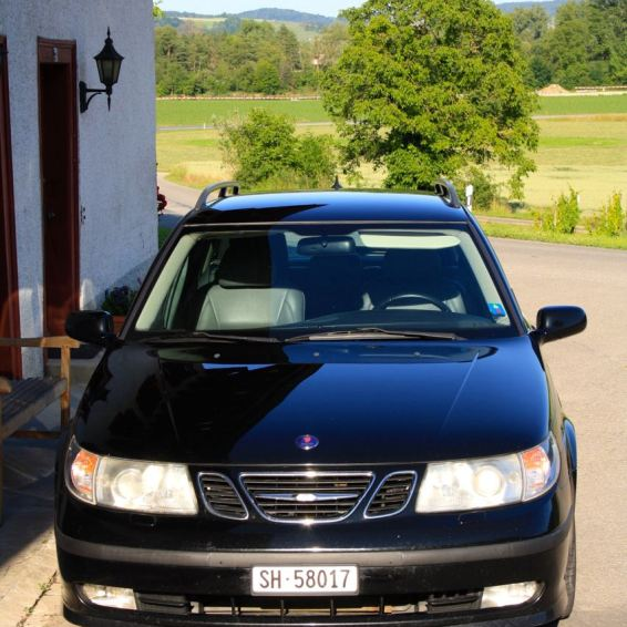 Saab 9-5 station wagon