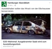 L'Hamburger Abendblatt riprende l'argomento.