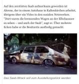 Der Saab soll nicht umsonst gestorben sein.