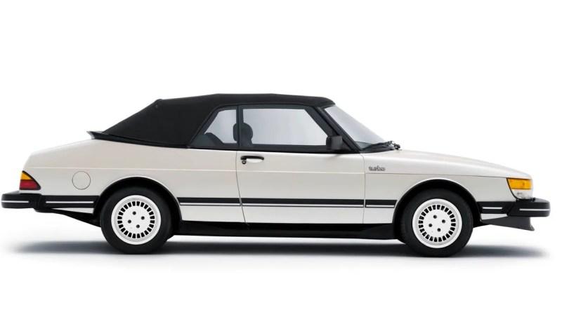 Eines von 400. Saab 900 Cabriolet 1986 sucht Käufer.