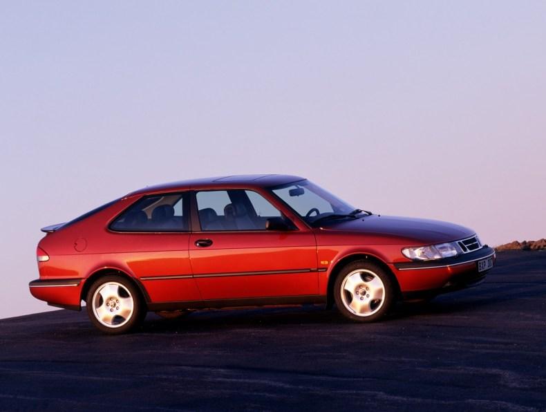 Überdurchschnittlich sicher. Saab 900 II. Bild: Saab Automobile AB