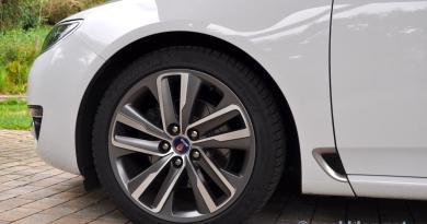 Besser Bremsen. Upgrade für den Saab 9-5 NG