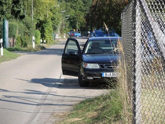 Audi foi embora, a Saab comprou. Saab faz feliz.
