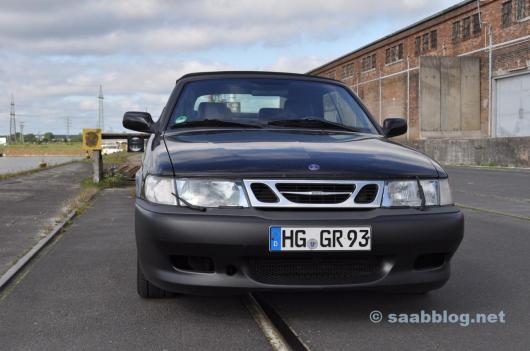 Saab 9-3 Aero Cabriolet